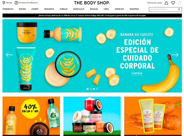 Portada The Body Shop