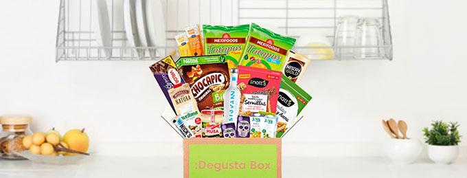 Degustabox caja