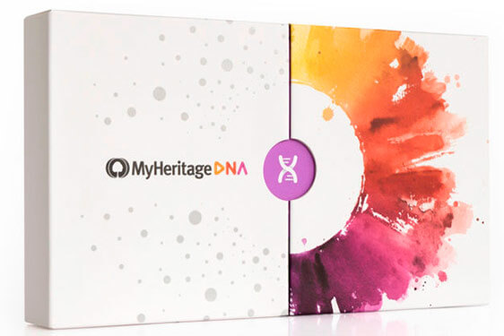 MyHeritage ADN test